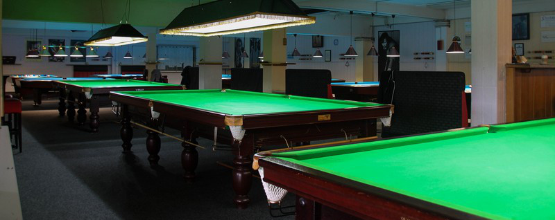 snooker tables